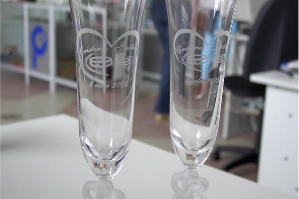 gravura pe pahare de sticla