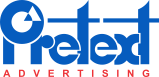Logo Pretext Advertising